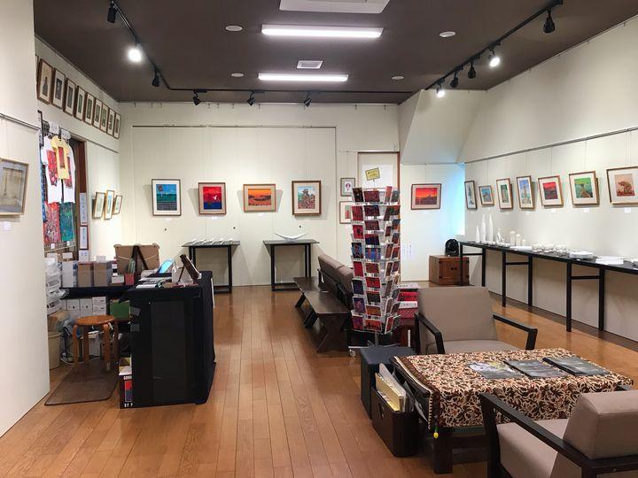 『斎藤吾朗 水彩画展/加藤好康 作陶展』終了致しました。