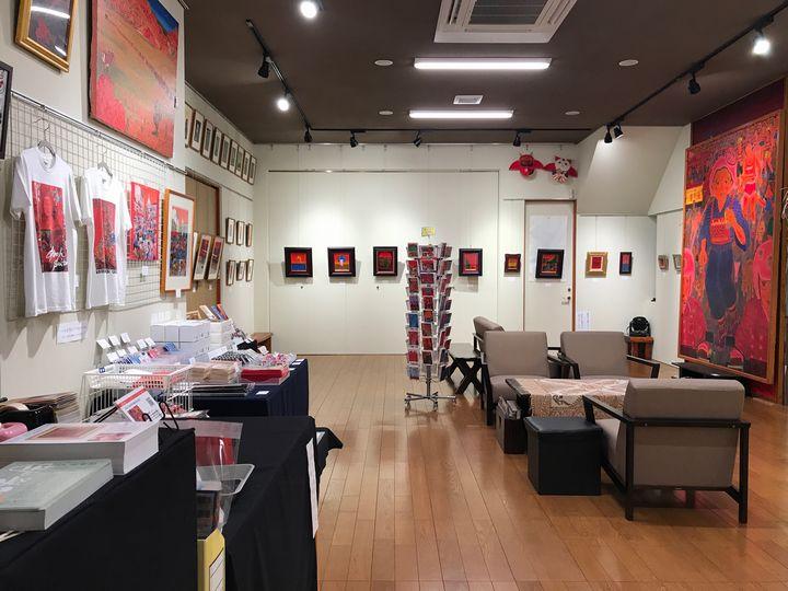 『斎藤吾朗 夏のアトリエ小品展』10日目(最終日)