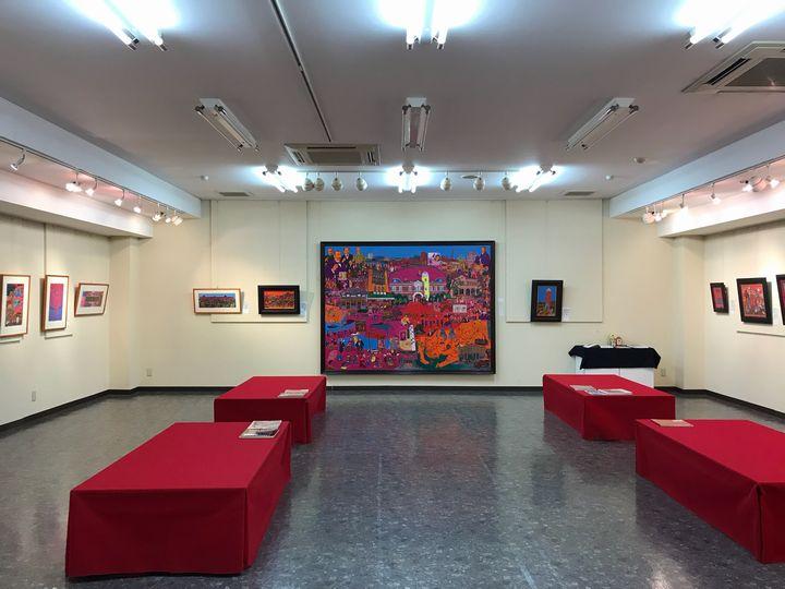 『第13回 斎藤吾朗個展』終了致しました。